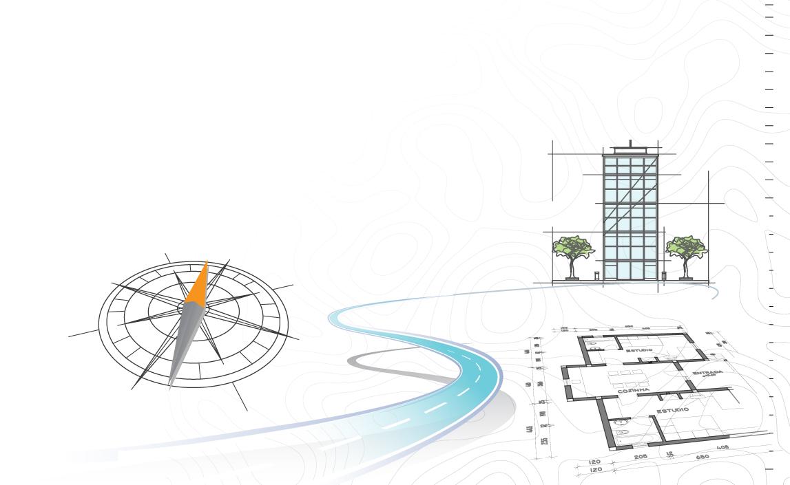 Topografia - PLT, Projetos e Levantamentos Topográficos